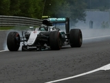 Rosberg under investigation after contact
