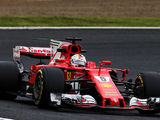 Vettel goes fastest in first practice at Suzuka
