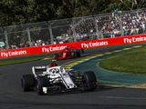 "Sauber leave Australia with ""mixed feelings"" – Frederic Vasseur"
