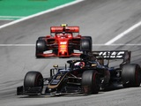"""We've shown that the car is fast"" – Romain Grosjean after First Point of 2019"