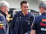 Red Bull confirms Alexander Albon for 2020, Pierre Gasly stays at Toro Rosso