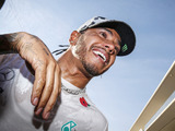 Hamilton 'super excited' for MotoGP opportunity