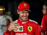 Binotto meets with Vettel in Maranello