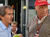 Prost reveals key lesson Lauda taught him