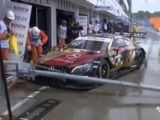 Marshals injured in chaotic DTM round at the Hungaroring