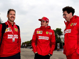 Vettel leaps to defence of Binotto