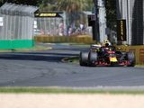 "Max Verstappen happy with ""pleasing"" Friday at Albert Park"