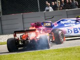 Vettel one major incident from F1 ban after 'dangerous' incident