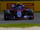 Australian GP: 'Greedy' Gasly blames himself for qualifying mistake
