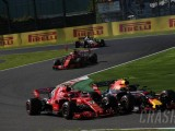 Raikkonen: Japanese GP fight ended by damage in Verstappen hit