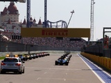 Russian Grand Prix extended until 2025