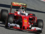 Ferrari the third force in qualifying