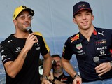 Ricciardo: Red Bull F1 team had to do something about Gasly