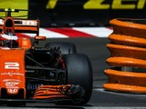 McLaren F1 team hitting 95% success rate with aero upgrades
