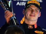 Verstappen: 'Wake-up call' for Red Bull