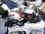 Rosberg lacks something compared to Hamilton - Tambay