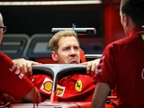 Vettel on helmet design rule: It's major BS