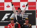 'No conspiracy' in shock Maldonado win