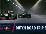 Behind the scenes of Red Bull's Dutch Road Trip