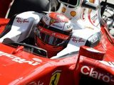 "Kimi Raikkonen: ""Hopefully this year we can be strong"""
