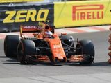 Vandoorne feeling positive despite Q2 crash in Monaco