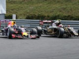 Maldonado: Stewards 'very strict'