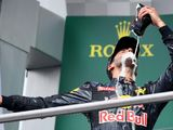 Daniel Ricciardo will save shoey celebration for wins