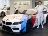 Zanardi returns to motorsport in GT racing