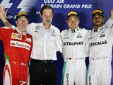 Mercedes hail Costa ahead of exit