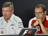 Brawn, Domenicali and Fittipaldi on FIA panel reviewing Bianchi crash