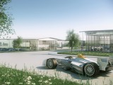 Donington Park base for new Formula E series