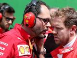 Ferrari hold 'clear the air' talks after drivers crash in Brazil