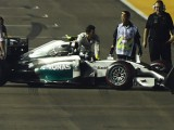 Rosberg: I was fuming in the cockpit
