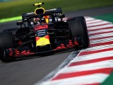 Verstappen Fastest in Second Mexico Practice Before Breaking Down