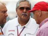 Mallya: F1 needs viable cost solution