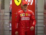 Michael Schumacher shining through in son Mick