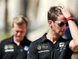 Grosjean and his 'Olympic' level of bad luck