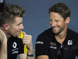 Grosjean: Hulk and I born at wrong time