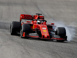 Ferrari have 'homework to do' on race pace