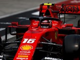 Leclerc 'didn't expect' Red Bull's strong form in Chinese F1 practice