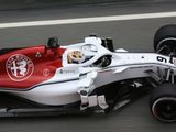 """Sauber's Jorg Zander: """"We can be satisfied with our first day of testing"""""""