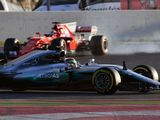 Lewis Hamilton: Threat from Ferrari looks real
