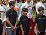 F1 to introduce grid kids