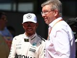 Ross Brawn: Lewis Hamilton one of the all-time greats in F1
