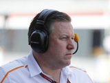 Formula 1 should step back in time - Brown