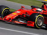 FP3: Vettel leads Ferrari charge ahead of qualifying