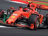 P3: Leclerc leads Ferrari charge