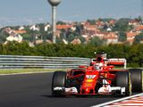 Testing gets underway at the Hungaroring