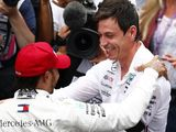 Wolff: 'No great sense of pride for Hamilton in UK'
