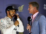 Coulthard baffled why Hamilton has yet to receive a knighthood